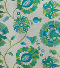Richloom Studio Print Fabric 57\u0022-Celtic Tourmaline