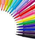 Paper Mate Flair Medium Felt Tip Pens-Tropical Vacation