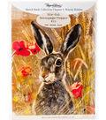 Pollyanna Pickering Sketch Book Ch.5 British Wildlife Kit-The Brown Hare