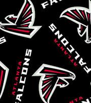 Atlanta Falcons Fleece Fabric 58'', , hi-res