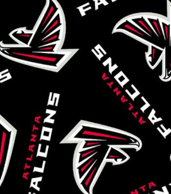 Atlanta Falcons Fleece Fabric 58''