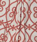 Jaclyn Smith Multi-Purpose Decor Fabric 54\u0027\u0027-Coral Reef Gatework