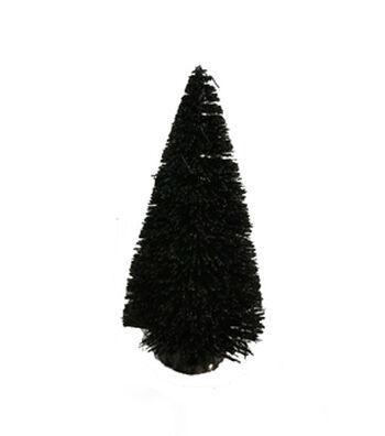 Maker's Halloween Littles Medium Sisal Tree-Black
