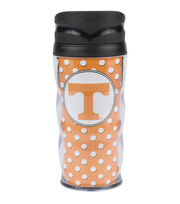 University of Tennessee Volunteers Polka Dot Travel Mug, , hi-res