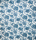 Home Decor 8\u0022x8\u0022 Fabric Swatch-Eaton Square Eager Blue Sand