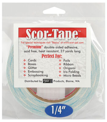 "Scor-Tape-.2""X27yd"