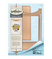 Spellbinders® Shapeabilities® Etched Die-Paper Bag Envelope, , hi-res