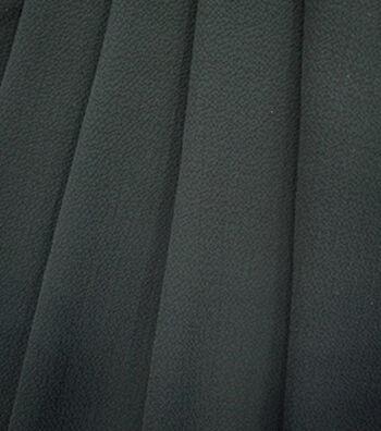 "Simply Silky Solid Bubble Chiffon Fabric 57""-Black"