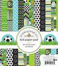 Goal Paper Pad 6x6