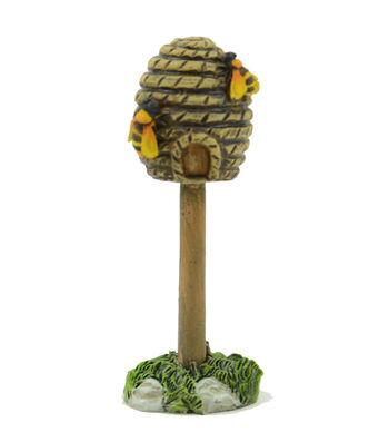 Bloom Room Littles Polyresin Bee Hive Pick