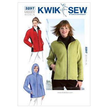 Kwik Sew Misses Jacket-K3297