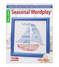 Herrschners Seasonal Wordplay Cross Stitch Book