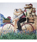 Tobin Counted Cross Stitch Kit Just Married