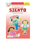 Pbs Publishing Spanish-English Book With CD-Sometimes I Feel