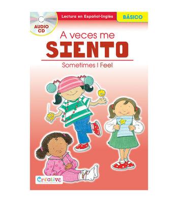 Pbs Publishing Spanish-English Book With CD-Sometimes I Feel