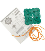 Clover® Asian Knot Templates-Flower Knot, , hi-res
