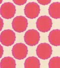Waverly Upholstery Fabric 55\u0022-Circling Rose Hip