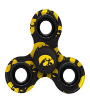 University of Iowa Hawks Diztracto Spinnerz-Three Way Fidget Spinner, , hi-res