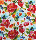 Outdoor Fabric-Solarium Belle Floral Garden