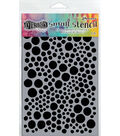 Ranger Dylusions Dyan Reaveley Small Stencil-Holes