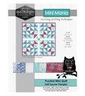 Quiltologie Mini Mania Quilt Kit 17 1/2\u0022-Puzzled