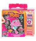 Dreamworks Trolls Chalk Sketch Set