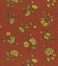 P/Kaufmann Print Fabric 54\u0022-Elijah/Antique