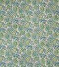 Home Decor 8\u0022x8\u0022 Fabric Swatch-SMC Designs Goodman Pond Blue