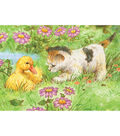 Royal Langnickel Mini Color Kitten & Duckling Pencil By Number Kit