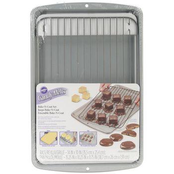 Wilton® Candy Melts Bake 'N Coat Set