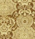 Home Decor 8\u0022x8\u0022 Fabric Swatch-Williamsburg Shalimar Resist Cocoa