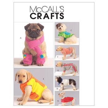McCall's Crafts Pets-M5776