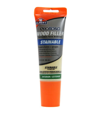 Elmer's® 3.25 oz ProBond Stainable Wood Filler
