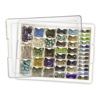 Tray For Assorted Beads