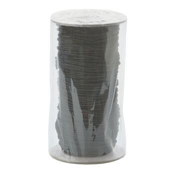 Black Elastic Cord, 2mm thick, 72 yd. roll