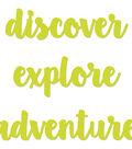Kaisercraft Dies-Discover, Explore, Adventure To 1\u0022X4.7\u0022