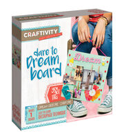 Creativity for Kids® Dare To Dream Board Craft Kit, , hi-res