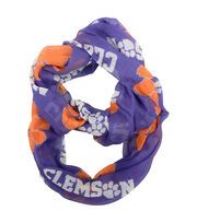 Clemson University Tigers Infinity Scarf, , hi-res