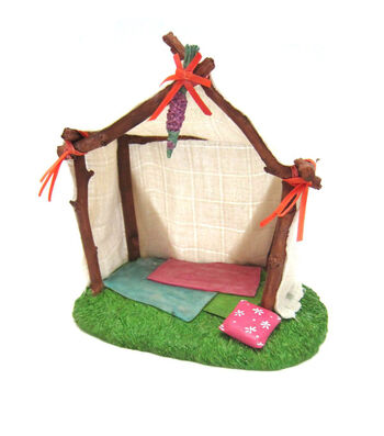 Bloom Room Littles Resin Tent Container