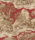 Upholstery Fabric 54\u0022-Altiplano Garnet