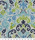 Solarium Outdoor Print Fabric 54\u0027\u0027-Agapanthus Curarcao