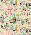 Waverly Multi-Purpose Decor Fabric-Ooh La La Fiesta