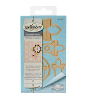 Spellbinders® Shapeabilities® Die-Angled Flower Fold 'n Go, , hi-res