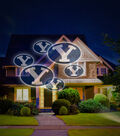 Brigham Young Team Pride Light Projector