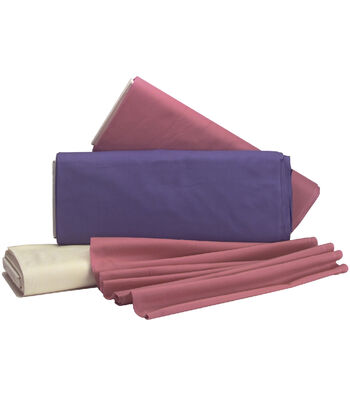 100% Cotton Broadcloth Solids-20yd Bolts