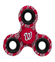 Washington Nationals Diztracto Spinnerz-Three Way Fidget Spinner, , hi-res
