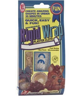 "Active 4""x180"" Rigid Wrap Plaster Cloth"