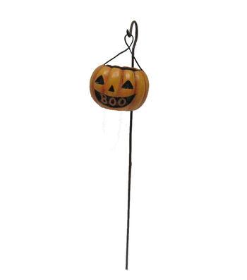 Maker's Halloween Littles Hanging Jack o Lantern Pick