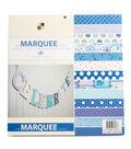 DCWV 12\u0022x12\u0022 Premium Stack: Marquee