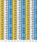 Minion Cotton Fabric 44\u0022-Linework